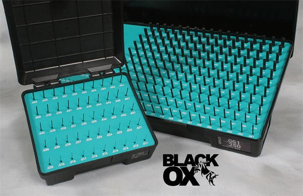 Black Ox Class ZZ Gage Pin Set <br /> .011