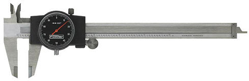 Dial Calipers - 6 - Inch - .001 Inch