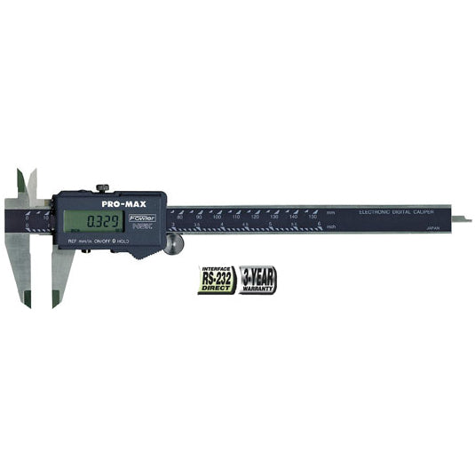 Electronic Calipers - 0 - 8 Inch (0 - 200mm)