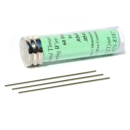 Thread Measuring Wires - 3 - Inch - 3