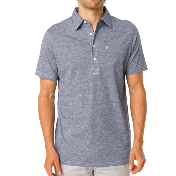 The Range Polo - Navy