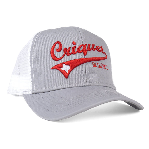Criquet Trucker Hat - Be The Ball