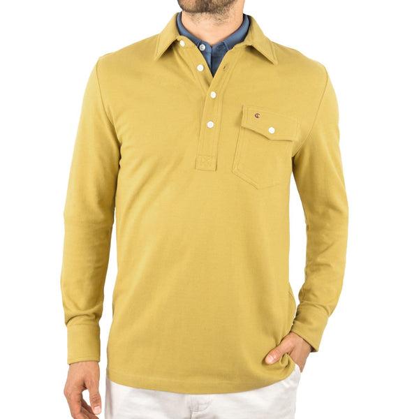 Long Sleeve Players Shirt - Brass Monkey