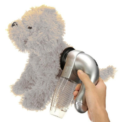 Portable Pet Fur Vacuum Groomer