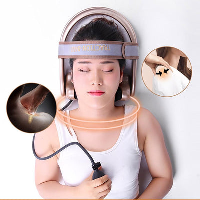 Neck Traction Massager