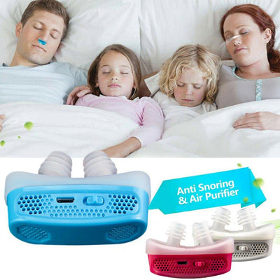 Anti Snoring Electronic Device