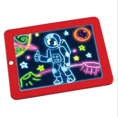 3D Magic Pad LED Writing Board For Children