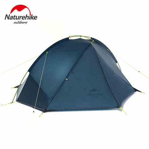 NatureHike Taga 1-2 Person Tent Camping Backpack Tent 20D Ultralight Fabric NH17T140-J