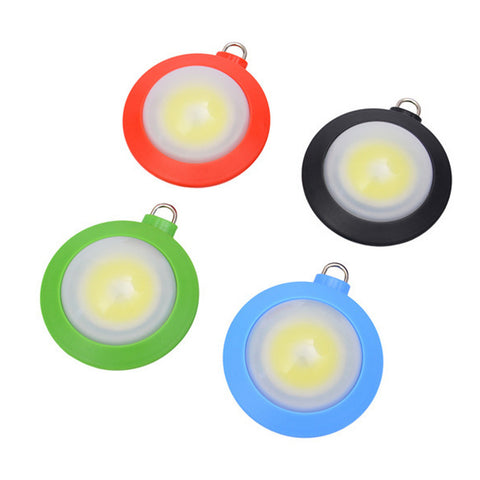 2017 Good COB Camp Emergency Bright Light Tent Lights With Magnet Hook Hunt Outdoor Camping Tent Tool #EW