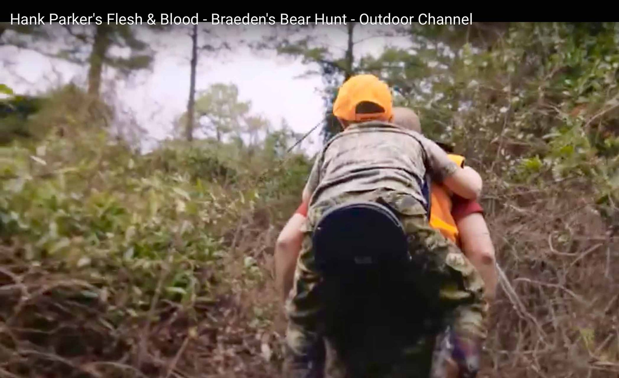 A dad, a dream, his boy and a bear. The Freeloader goes on a hunt. Featured on the Outdoor Channel!