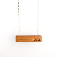 Braille Virtue Necklaces | modern