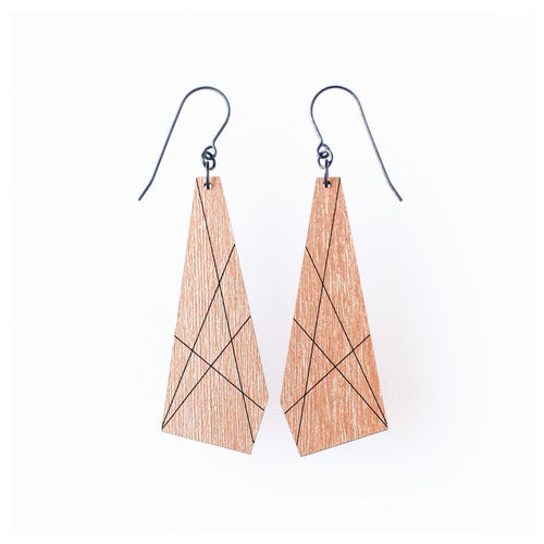 Polygon Earring