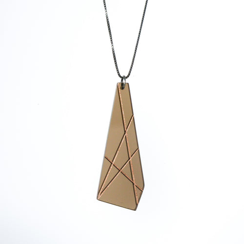 Polygon Necklace