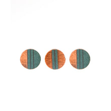Circle Triplet Stud Set