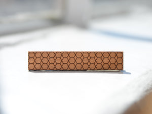 Hexagon Tie Bar