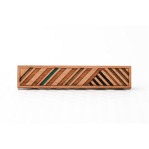 Stripes Tie Bar