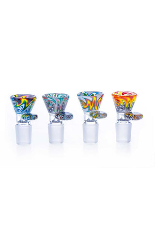 YX35C - Color Reversal Cone Bowl - Wholesale