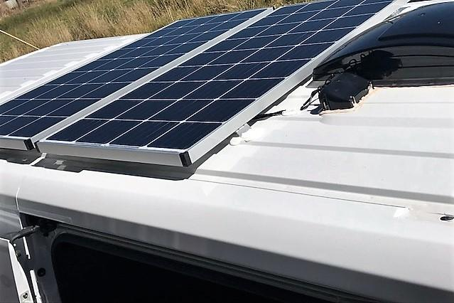Van Conversion Solar Kits Back Country Solar