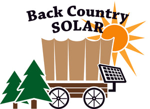 Off-grid and RV Solar Panel Kits and Systems at Back Country Solar