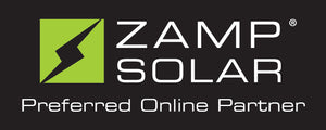 Zamp Solar Preferred Online Partner