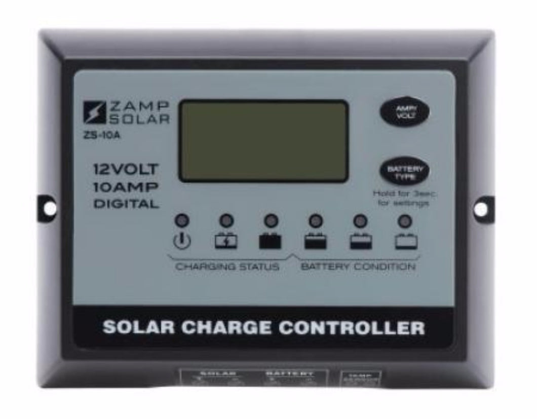 Zamp Solar Charge Controller 10 Amp