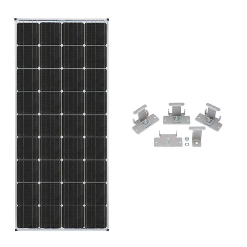 170 Watt Zamp Solar Ready RV Solar Kit - Solar Ready RV Solar Kits