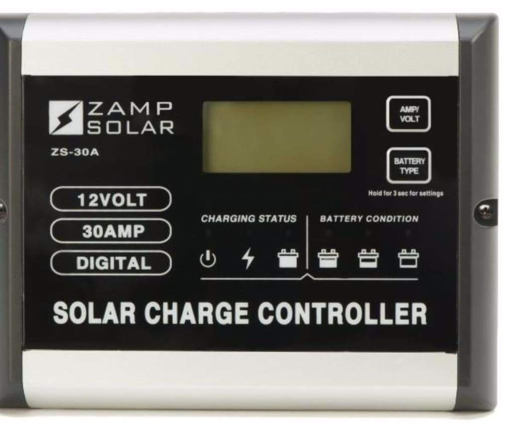 170 Watt Zamp Solar Ready Rv Solar Kit Back Country Solar