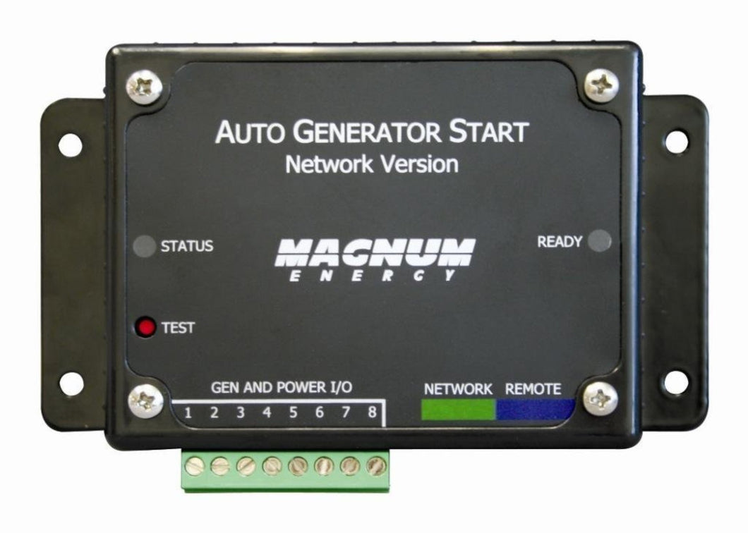 Magnum Automatic Generator Start Module Me Ags N Back