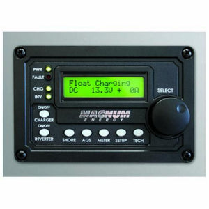 Magnum Energy RC50 Digital LCD Display Remote Panel