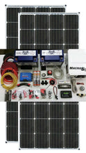 Load image into Gallery viewer, Van Conversion Solar Kit 340 Watt