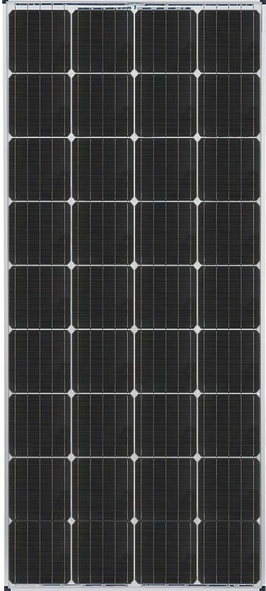 Zamp 170 Watt B Stock RV Solar Panel