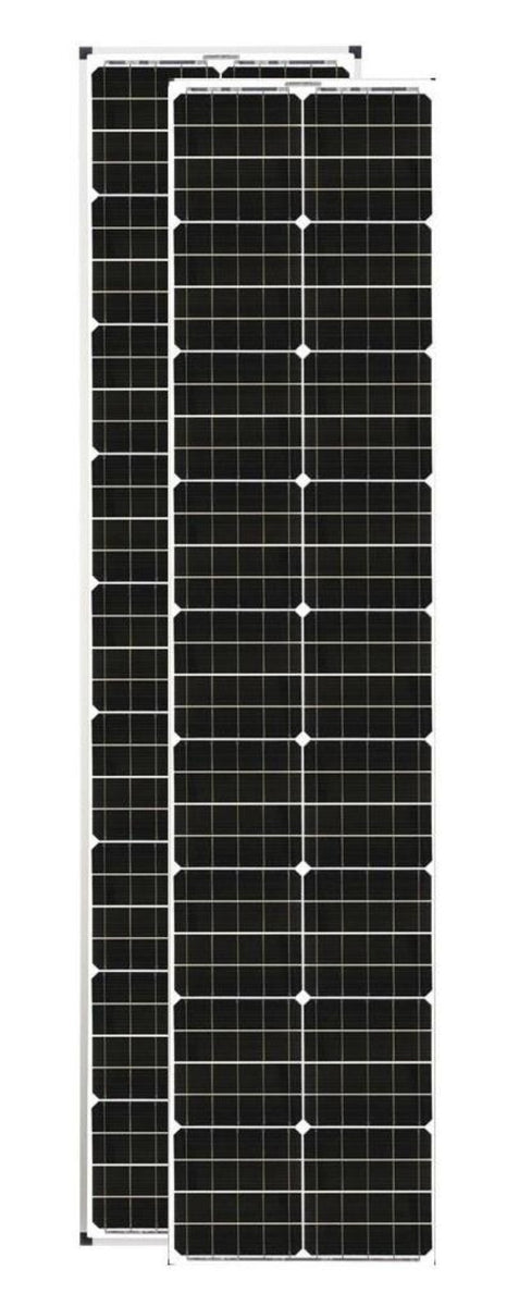 Zamp Airstream Solar Panels 180 Watt Deluxe Kit Back