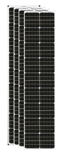 Zamp L Series 360 Watt Deluxe Solar Kit