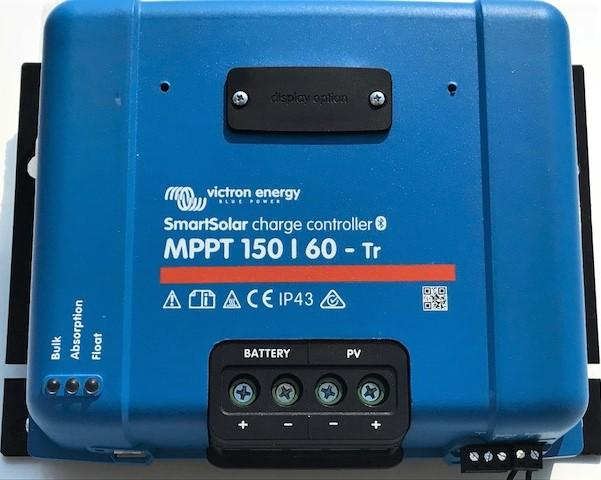 Victron Energy Smartsolar Charge Controller Mppt 150 60 Tr