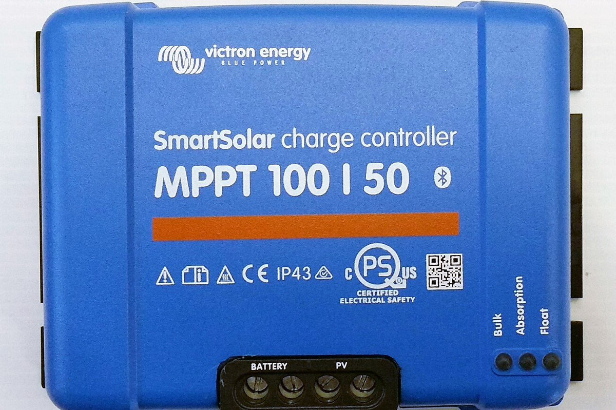 Victron Energy Smartsolar Charge Controller Mppt 100 50