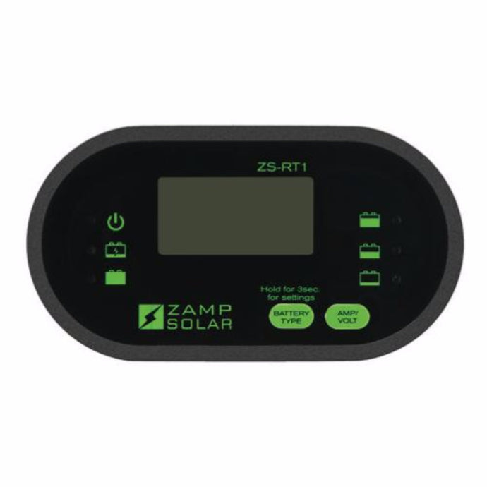 Zamp Digital LCD Remote Display