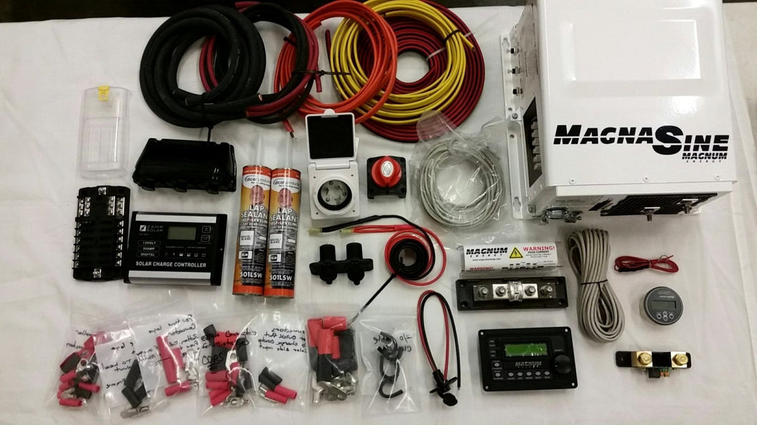 Van Conversion Power Kit with PWM Controller