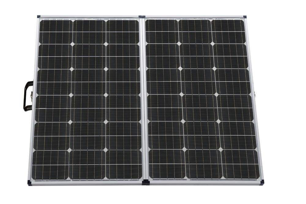 Zamp 140 Watt Unregulated Portable Solar Charging System
