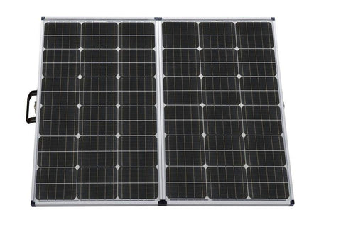 Zamp 140 Watt Winnebago Unregulated Portable Solar System - Portable Solar Kits