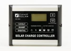 Zamp Solar 30 Amp Charge Controller