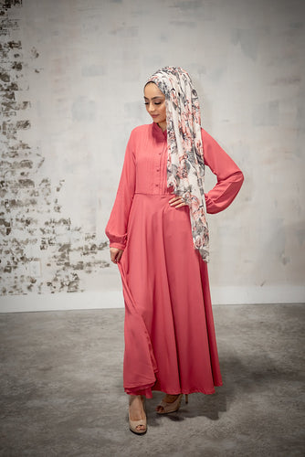 Fantasy Rose Maxi Dress