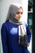 Indigo Blue Pleated Tunic