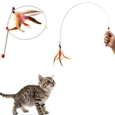 Feather Wand for Cats