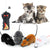 REMOTE CONTROL WIRELESS MOUSE TOY FOR CATS