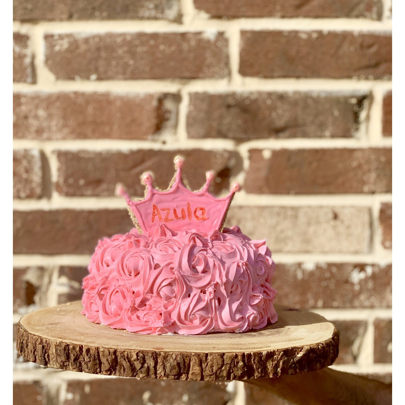 Princess | Dog Cake