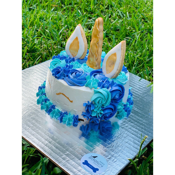 Unicorn | Dog Cake