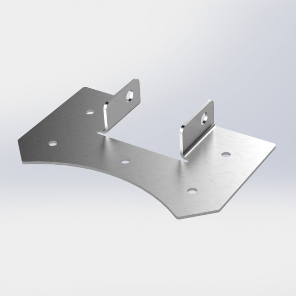 Stainless Steel Handle Base Plate