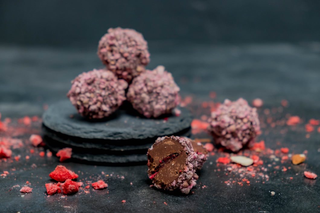 Raw Chocolate Rochers (8pc)