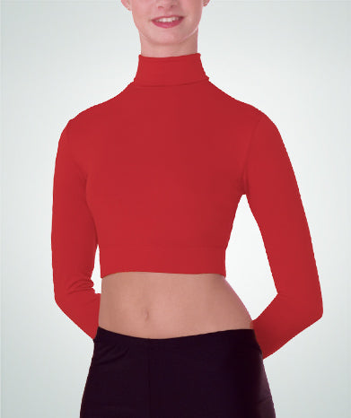 Body Wrappers Midriff Pullover 0206/0106