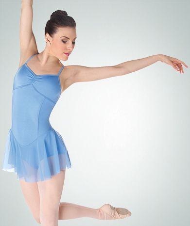 Skirted Leotard P645